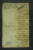 Signatur K19:Z10/06, Seite 1v